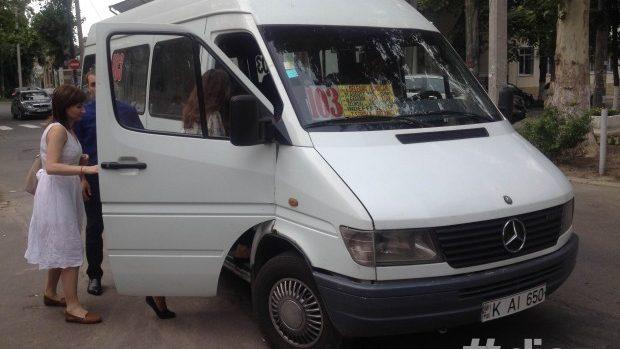 Atenție pasageri! A fost modificat itinerarul rutei de microbuz nr. 186