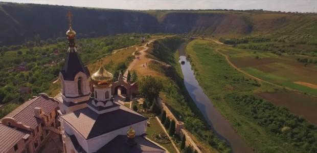 (video) Tezaurul din Inima Naturii: Locurile pitorești din Moldova filmate cu o dronă