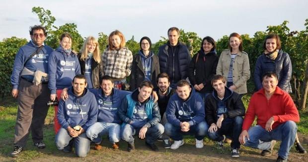 (foto) Participanții ediției 2015 ai proiectului Redescoperă Moldova