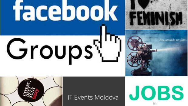 Lista celor mai utile grupuri pe Facebook-ul din Moldova (II)