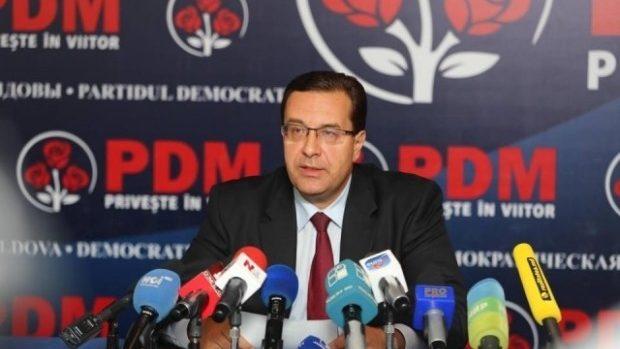 Marian Lupu: Statutul de membru asociat al PES este un lucru bun pentru PDM și toată țara