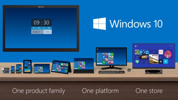 Windows 10 va fi disponibil din luna iulie în calitate de upgrade gratuit