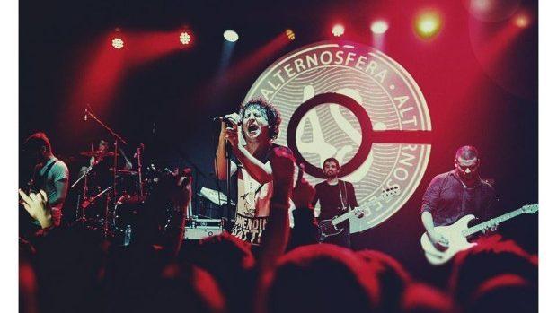 Trupa rock Alternosfera își va lansa cel de-al cincilea album muzical