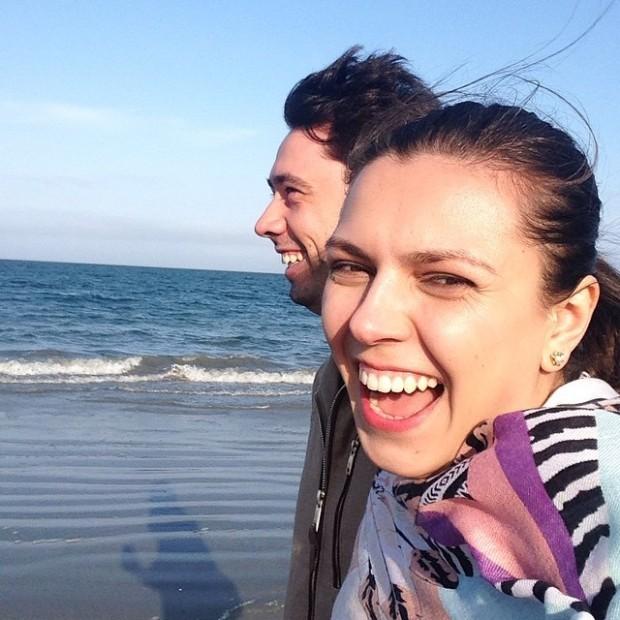 Sandra (26 ani) și Artur Andronic (27 ani)