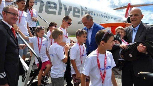 70 de copii din Moldova vor beneficia de un sejur de două săptămâni în Elveția