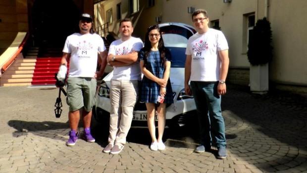 Tur prin Europa: Trei moldoveni vor călători în 21 de țări în 21 de zile