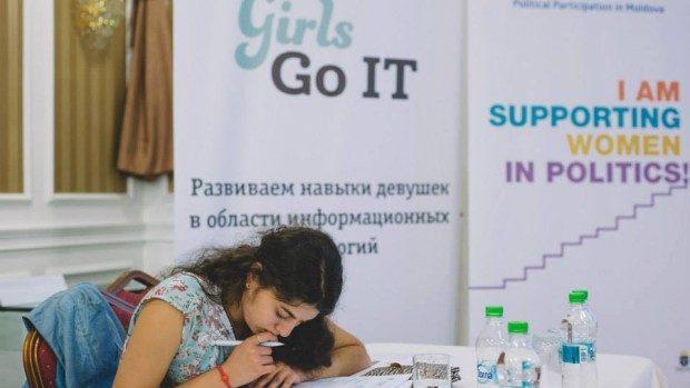 Tabăra de vară GirlsGoIT este o nouă perspectivă asupra domeniului TIC
