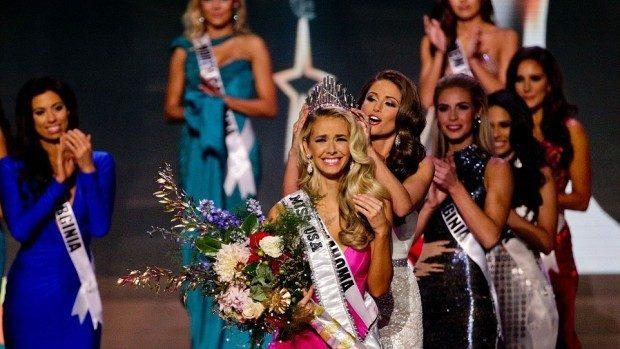 (foto) Miss USA 2015: Americanii și-au desemnat regina frumuseții. Cine este ea