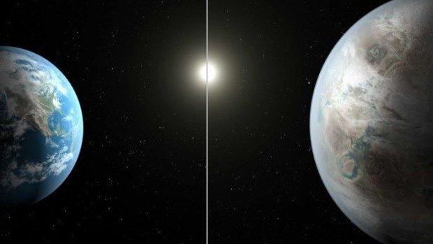 O nouă exoplanetă asemănătoare Pământului a fost descoperită cu telescopul Kepler