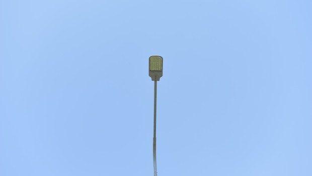 (foto) Botanica: Continuă construcția rețelei de iluminat stradal pe bd. Dacia