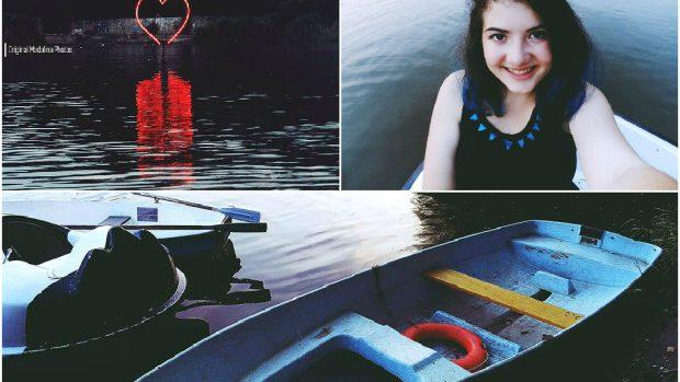 (foto) Parcul Valea Trandafirilor: Plimbarea cu barca e un refugiu în natură de la vara toridă