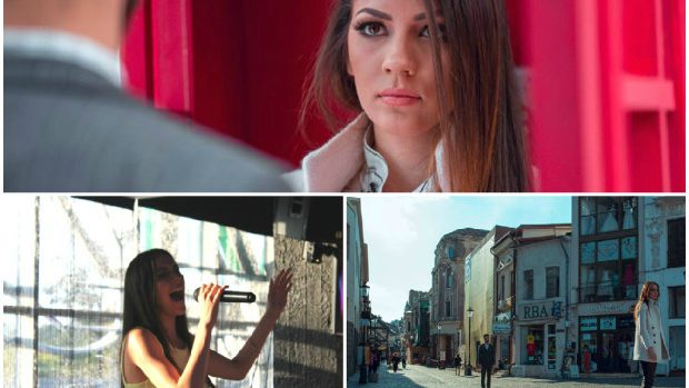 """(video) Tânăra Veronica Buzovoi a lansat primul său videoclip la piesa """"Inima mea"""""""