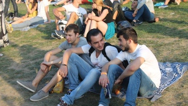 (foto) Cum s-au distrat oamenii la Festivalul Berii, cel mai răcoritor festival al verii