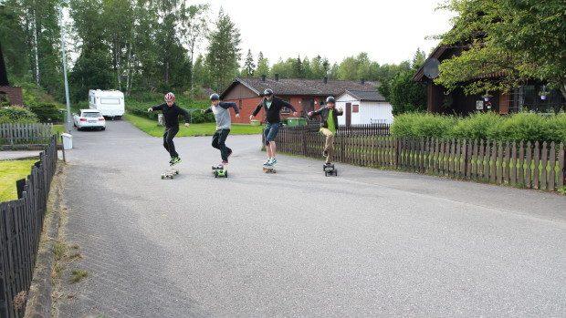 (video) Creează propriul tău skateboard electric, împreună cu echipa Faraday Motion