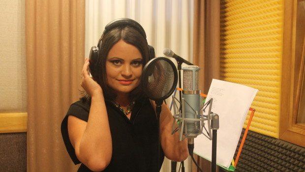 (foto) Mai mulți jurnaliști autohtoni s-au înscris la un concurs de cântat