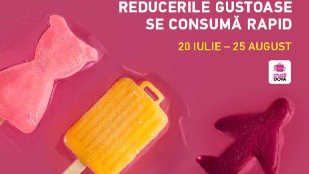 (video) Reducerile gustoase se consumă rapid la Shopping MallDova!