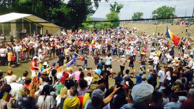 (foto, video) Aventurile participanților Marșului lui Ștefan cel Mare, văzute pe rețelele de socializare