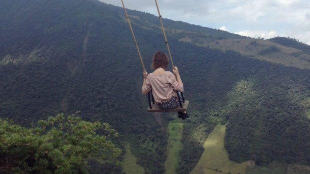 (foto) Nouă imagini care demonstrează că iubitorii de adrenalină nu au limite
