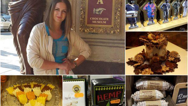 (foto) 11 iulie – Ziua Ciocolatei: Colecția inedită și dulce a unei tinere din Moldova