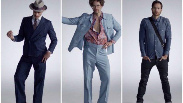 (video) Cum a evoluat moda bărbătească în ultimii 100 de ani