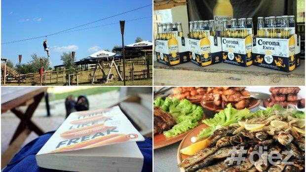 (foto) Bere bună și bucate gustoase sau 7 motive de ce să vii la Festivalul Berii