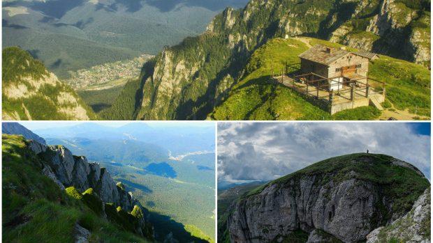 (foto) Munții Bucegi văzuți prin obiectivele unor fotografi din Moldova