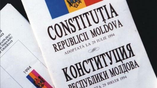 Pe 29 iulie se marchează Ziua Constituției Republicii Moldova