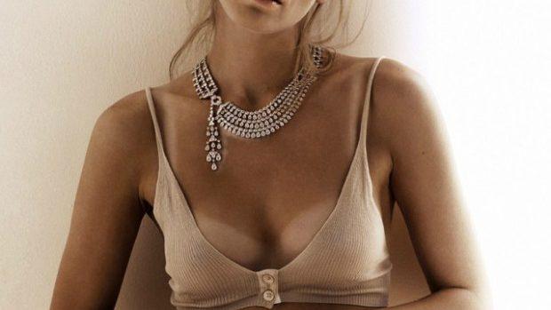 (foto) Maritza Veer – blondina sexy din Africa de Sud, noua eroină a revistei Vogue Mexic