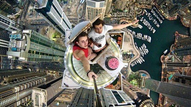 """""""Un selfie cool ar putea să te coste viaţa"""" – campanie de avertizare de la Guvernul rus"""