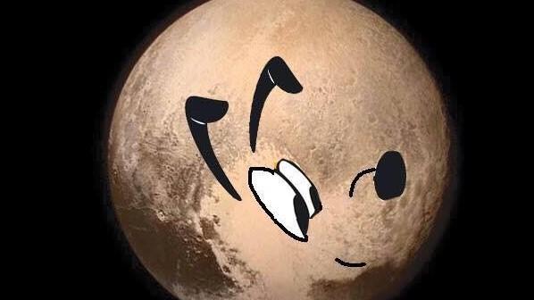 (foto) Cele mai îndepărtate meme-uri cu planeta pitică Pluto