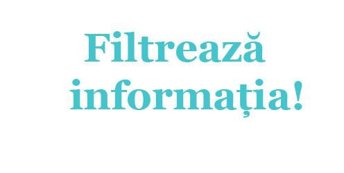 """Tinerii de 14-19 ani pot participa la Tabăra de educație mediatică """"Filtrează Informația"""""""