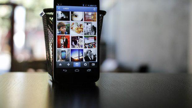Instagram a introdus un nou buton de căutare în versiunea desktop