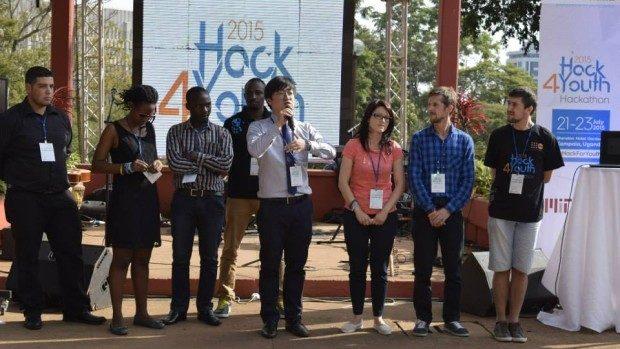 (foto) Echipa Moldovei a câștigat hackatonul din Uganda despre educația sexuală