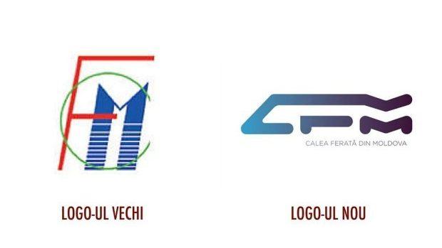 (foto) Cum a evoluat logoul Căilor Ferate din Moldova și din alte state