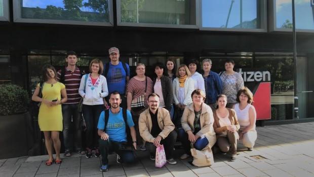 Moldovenii învață cum lucrează serviciile comunitare de sănătate mintală în Olanda