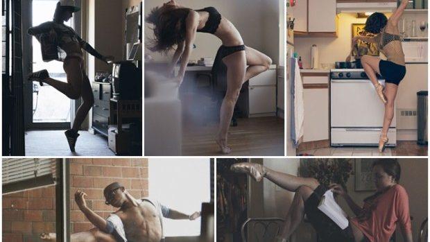 (foto) Cum arată dansatorii dincolo de scene, lumini și machiaje