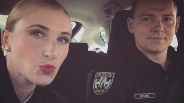 (foto) Poliția din Kiev îți povestește despre aventurile sale pe Instagram