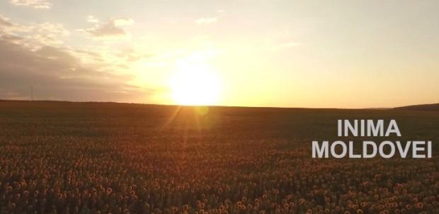 """(video) """"Un suflet. O inimă. Moldova"""": Opt obiective turistice explorate cu o dronă"""