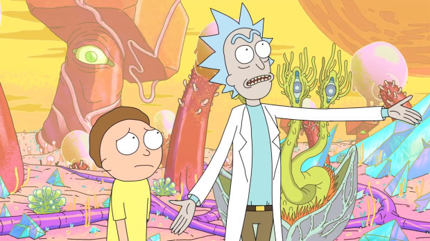 """Primul joc pe Instagram va fi în baza desenului animat """"Rick and Morty"""""""