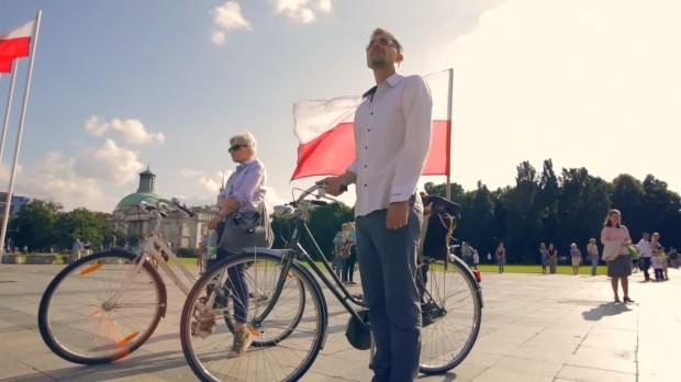 (video) Timpul se oprește în loc la Varșovia pentru un minut de comemorare