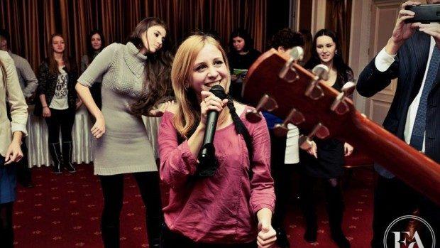 Playlistul tinerilor cântăreți din Moldova – Rodica Olișevschi