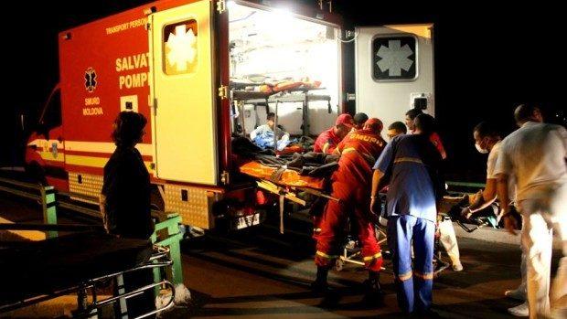 Toate persoanele care au avut de suferit în accidentul din Brăila au fost aduse acasă