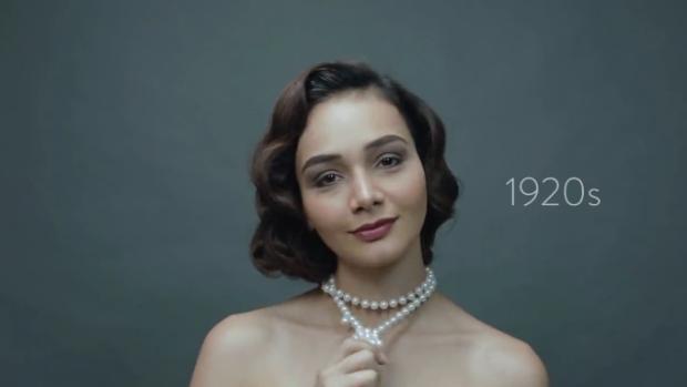 (video) Evoluția frumuseții femeilor din Azerbaidjan timp de 100 de ani