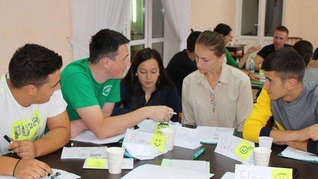 Circa 30 de tineri participă la o Școală de Vară privind dezvoltarea propriilor afaceri