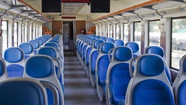 Unul din trenurile modernizate va fi repus miercuri în circulație