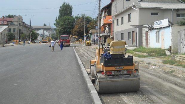 Traficul rutier pe o stradă din centrul Capitalei va fi suspendat. Iată cum se va circula