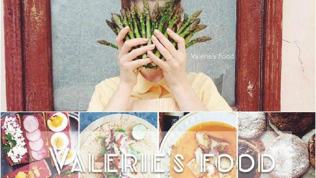 (foto) Artă culinară pe blogul Valerie's Food. Mâncare sănătoasă, servită cu gust