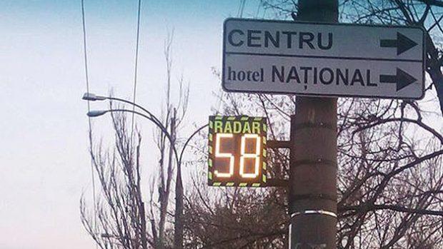 Atenție, șoferi! Radarele din intersecțiile Chișinăului vor fi reconectate în curând