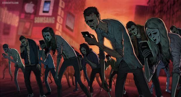 (foto) Adevărul trist despre societatea contemporană, demonstrat prin ilustrații