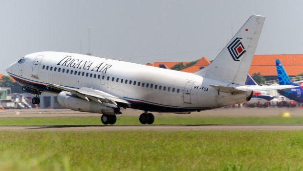 Avionul indonezian dispărut a fost găsit prăbușit pe un munte